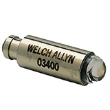 Welch Allyn 2.5v Replacement Lamp, for PocketScope Otoscopes. MFID: 03400-U