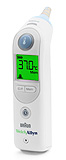 Welch Allyn Braun Thermoscan Pro 6000 Ear Thermometer with Small Cradle. MFID: 06000-200