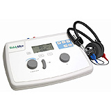 Welch Allyn AM282 Manual Audiometer, with Audiometry Headset and Soft Storage Case. MFID: 28200