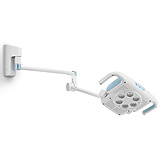 Welch Allyn Green Series GS 900 LED Procedure Light with Wall Mount. MFID: 44900-W
