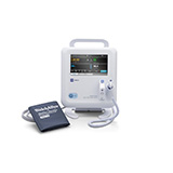 Welch Allyn SPOT 4400 Vital Signs Monitor with NIBP, SureTemp Thermometer. MFID: 44XT-B