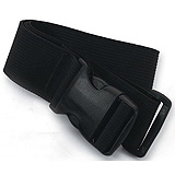 Welch Allyn Shoulder Strap Black, ABPM-6100 Ambulatory Blood Pressure Recorder. MFID: 6100-22