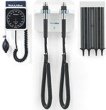 Welch Allyn GS 777 Wall Set, Specula Dispenser, Wall Sphygmomanometer. MFID: 77910
