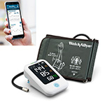 Welch Allyn Home Digital Blood Pressure Monitor model 1700 with Mobile App. MFID: H-BP100SBP