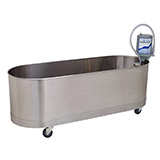 Whitehall Lo-Boy Mobile Whirlpool- L Series- 105 Gallons . MFID: L-105-M