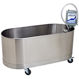 Whitehall Lo-Boy Mobile Whirlpool- L Series- 75 Gallons . MFID: L-75-M