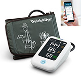 Welch Allyn Home Digital Blood Pressure Monitor model 1500 with Mobile App. MFID: RPM-BP100