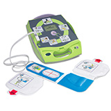 ZOLL AED PLUS Automatic External Defibrillator. MFID: 21000010102011010