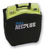 ZOLL Replacement Soft Case for AED Plus Defibrillator. MFID: 8000-0802-01