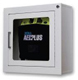 ZOLL Wall Cabinet with alarm, Metal for AED Plus Defibrillator. MFID: 8000-0855