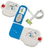 ZOLL CPR-D Padz with compression for AED Plus or AED Pro. MFID: 8900-0800-01