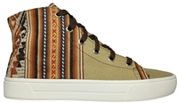 NEW SINCHI-RO2 High Top Beige