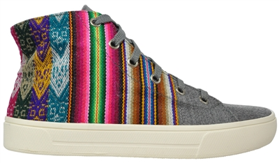 NEW SINCHI-RO2 High Top Grey