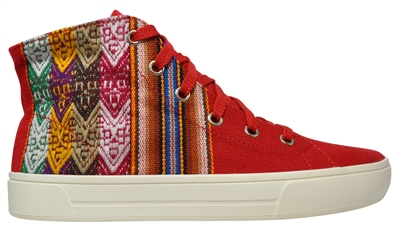 NEW SINCHI-RO2 High Top Red