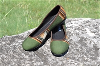 Tusuy Ballet Brown green
