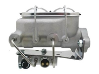 MCK115BM - Universal Aluminum Proline Master Cylinder w/ Bottom Mount Adjustable Proportioning Valve