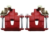 NR172-NC173PCR GM Rear Caliper w/ E-brake Option Powder Coated Red