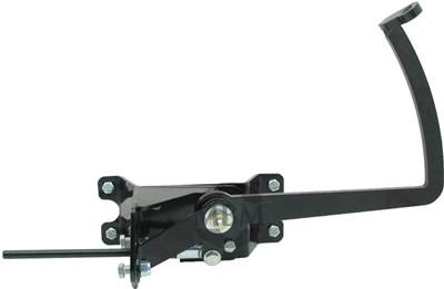 PRAUM- Universal Frame Mount Manual Brake Pedal