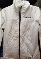 LADIES HH Crew Insulator Jacket - WHITE