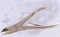 "BB 6750 5 1/2 ""  14 cm Straight  Dbl Action Nail Cutter"