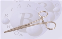 "BB 702 5 1/2"" Straight Hemostat"