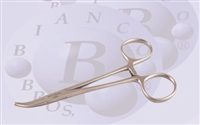 "BB 704   5"" Curved  Hemostat"