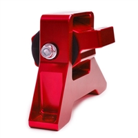 SURE Torq S3&#0153 Passenger Side Engine Mount for Mazdaspeed 3 (07-13) in Ignition Red