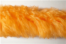 Hackle Boa Dyed Colors
