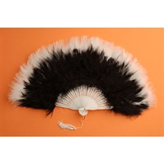Marabou Fan - Top/Bottom Combination