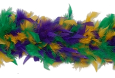 Chandelle Boa - Mixed Colors