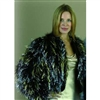 Marabou Jacket Long Sleeves w/ Lurex