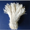 Natural White Coque 6-8""