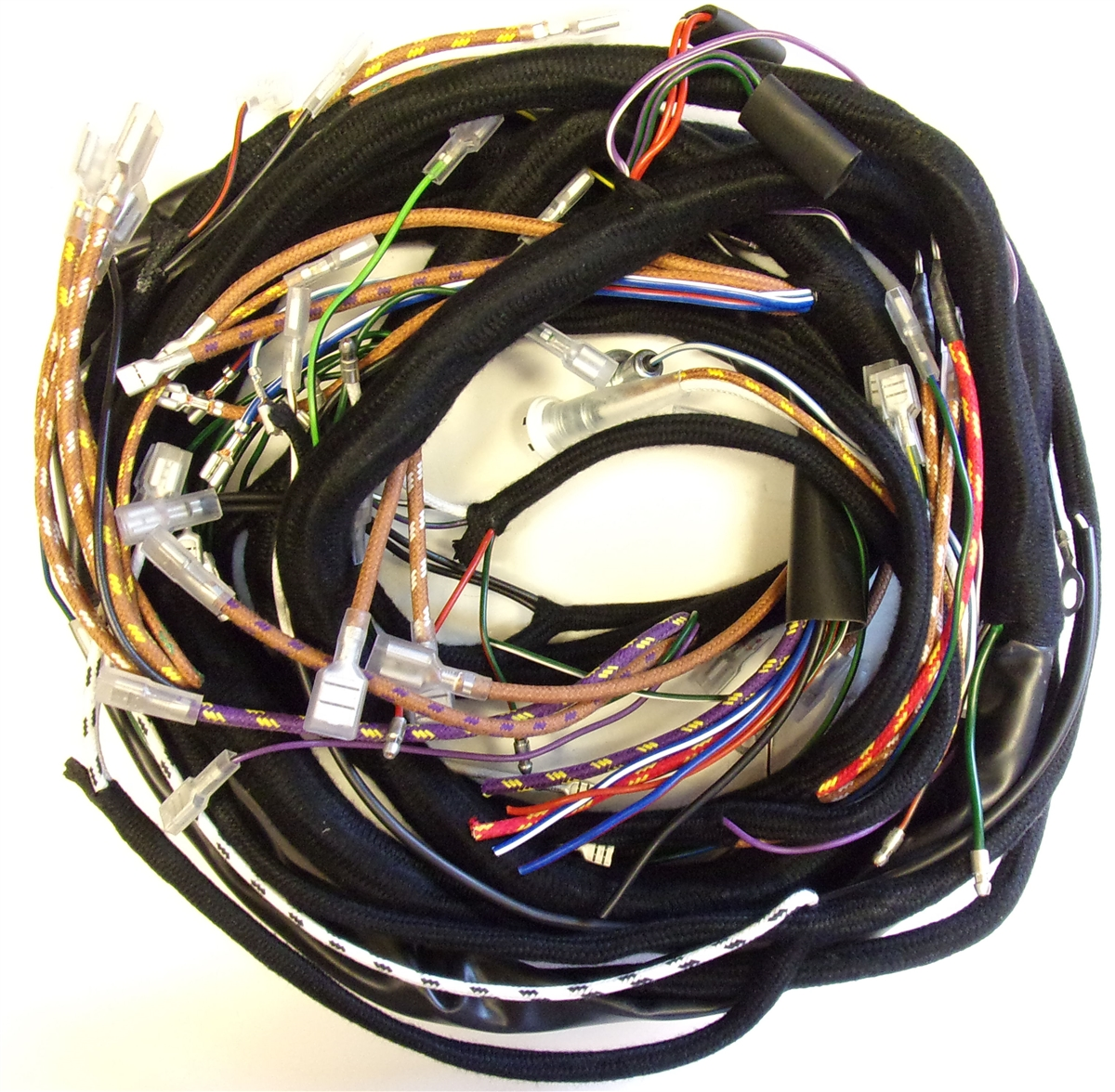 Main Wiring Harness for RHD Series 1, 3.8; No Fan Relay (102) on