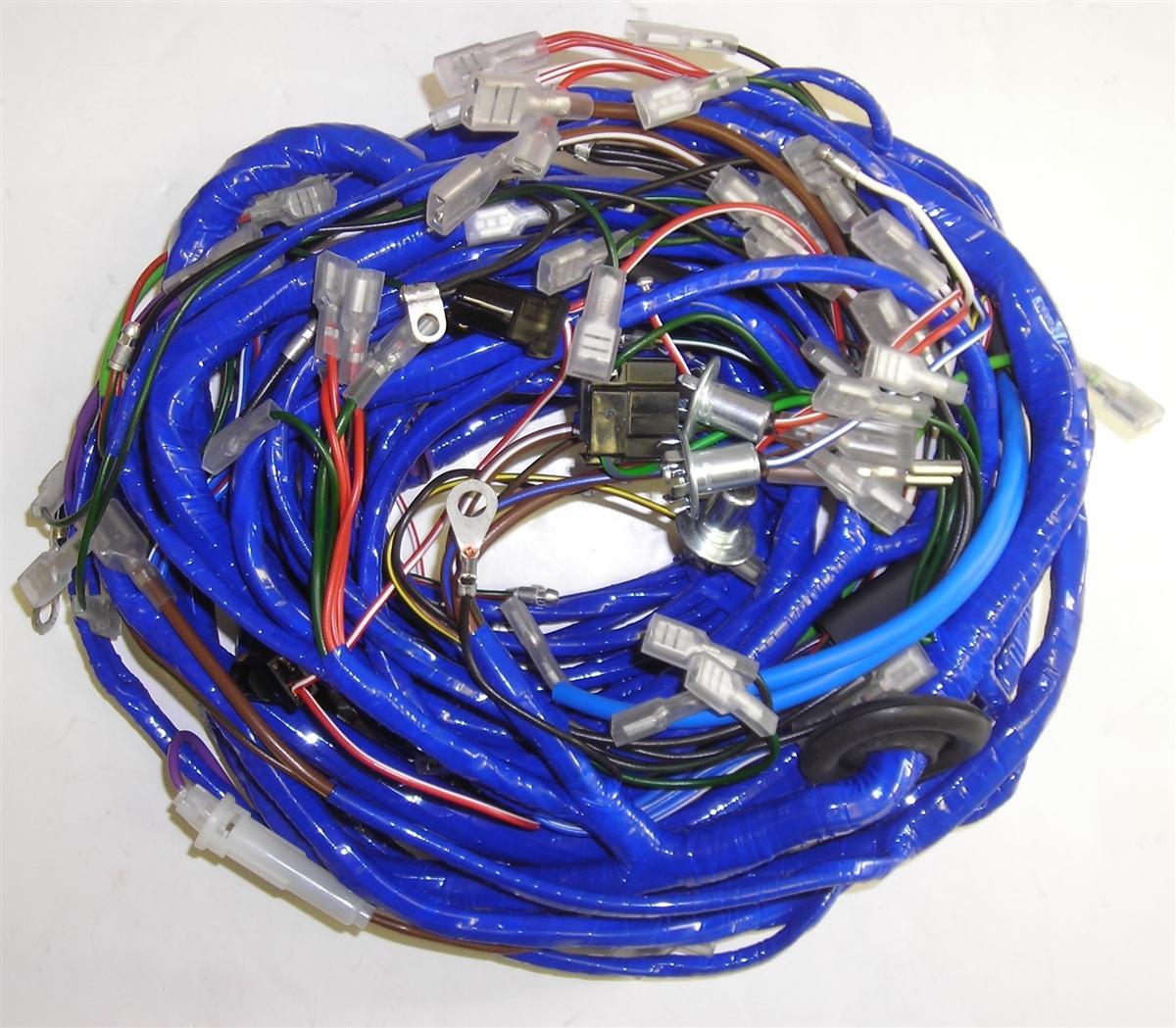wrapping wiring harness circuit diagram symbols u2022 rh blogospheree com Ford Wiring Harness Kits Automotive Wiring Harness