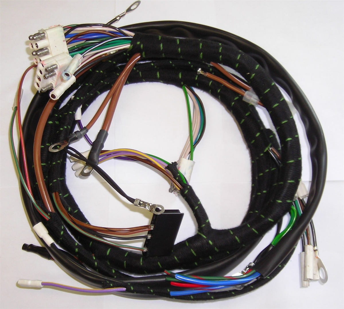 jaguar wiring harness electrical diagrams forum u2022 rh jimmellon co uk