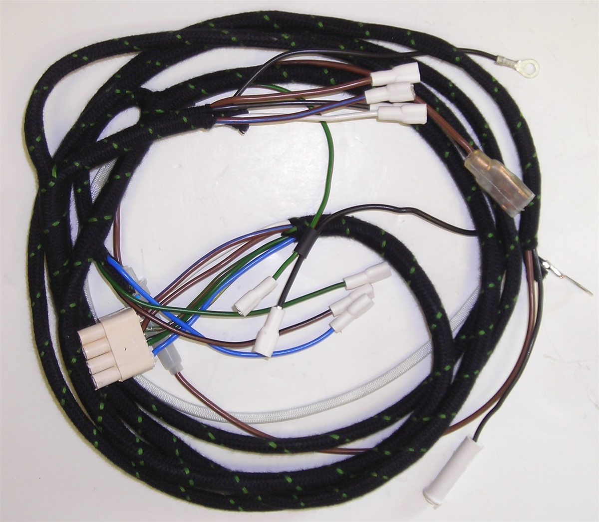 Series 3 Jaguar XKE Air Conditioning Wiring Harness (1329) on