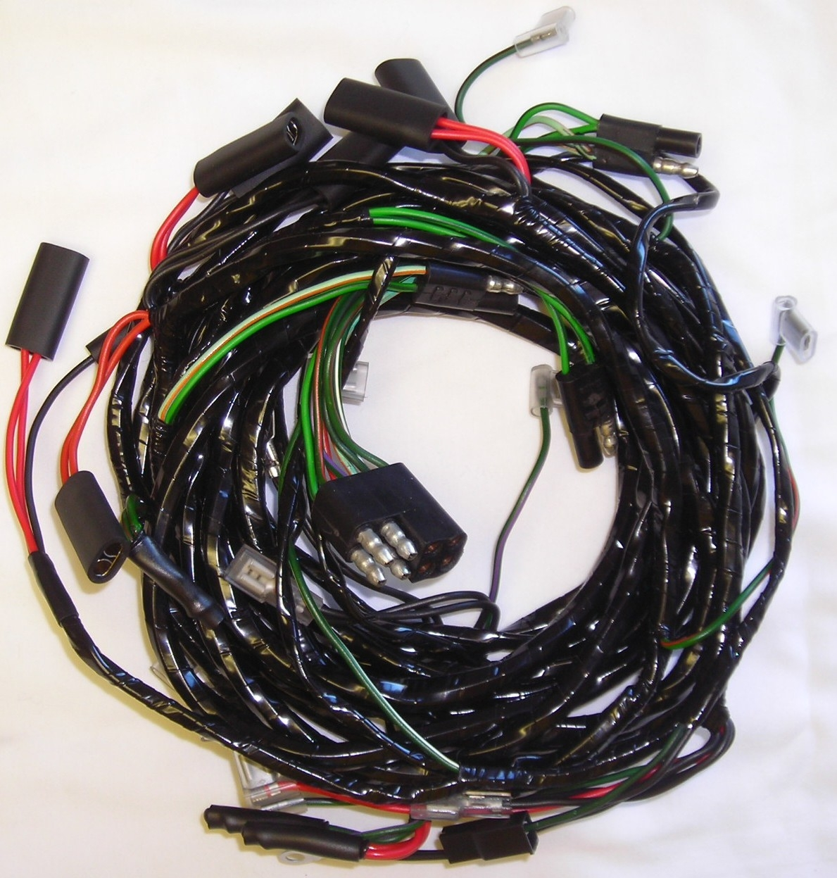 Main Body Wiring Harness Triumph Spitfire Free Diagram For Mk 3 1500 Rh Britishwiring Com Parts