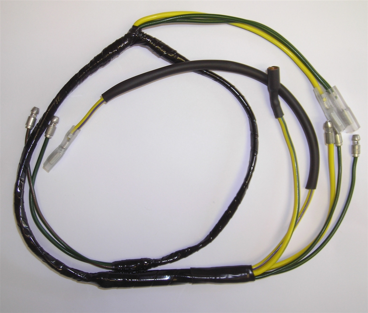 Triumph Spitfire J Type Overdrive Wiring Harness Diagrams