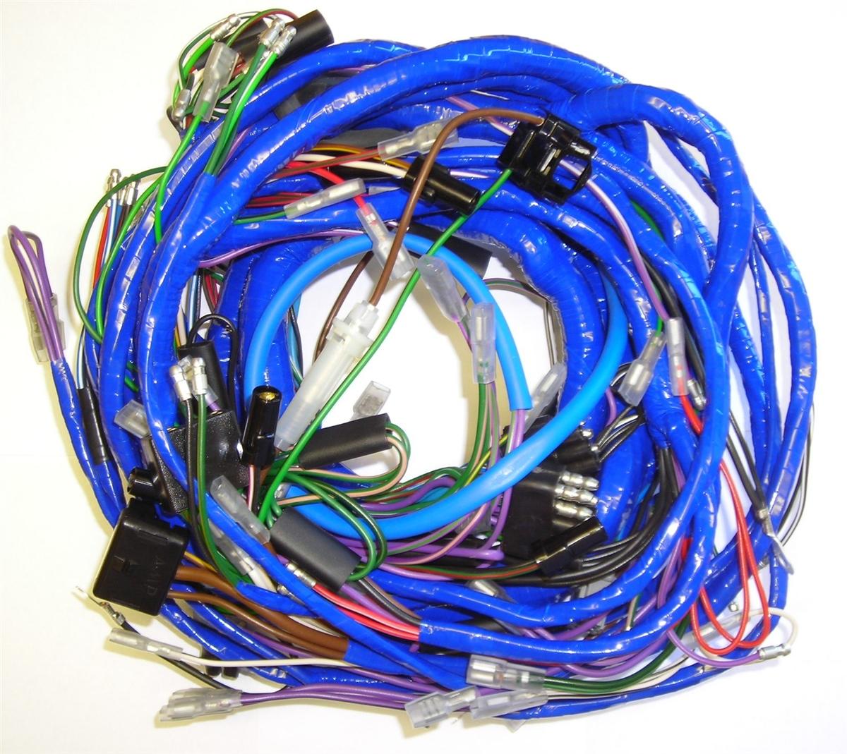 Mg Midget Dashboard Wiring Diagram