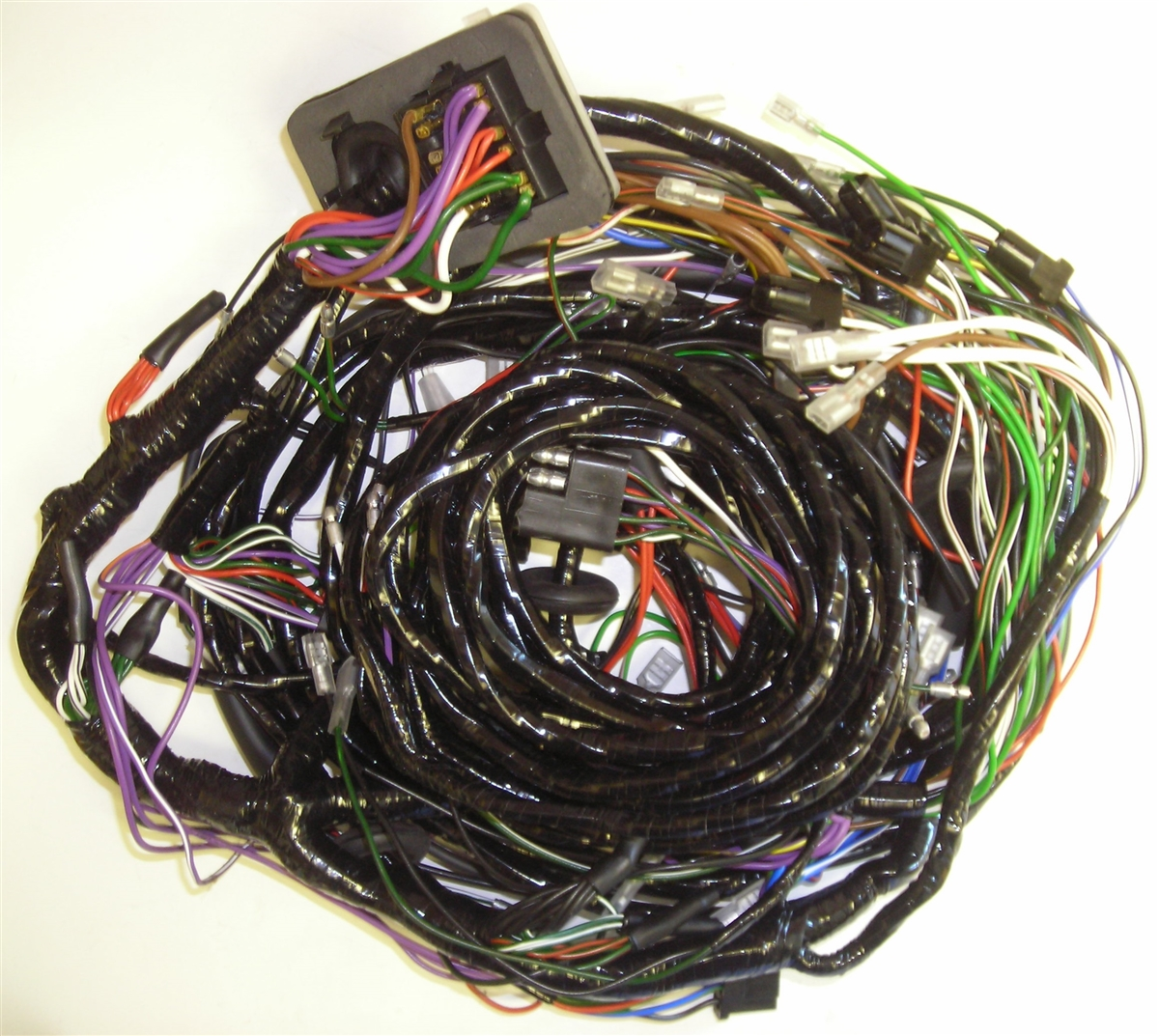 Main Wiring Harness Triumph GT6+ Mk 2 up to KC 83,298 (1814) on