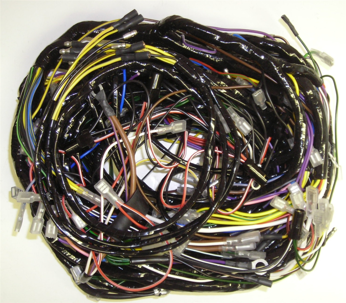 lotus europa s3 1973 74 complete wiring harness Painless Wiring Car Kits