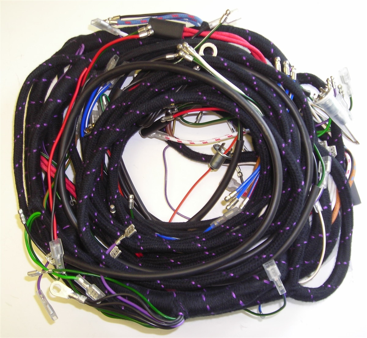 wrg 9599] british wiring harness