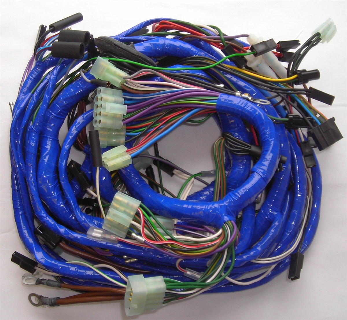 Mgb 1978 79 Main Wiring Harness (520) 1979 MGB Wiring Harness 1978 Mgb  Wiring Harness