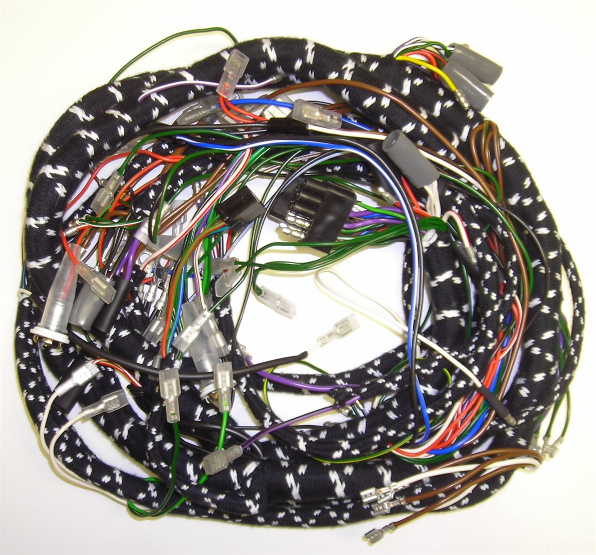 MGB 1967-68 Main & Dash Wiring Harness (525) on