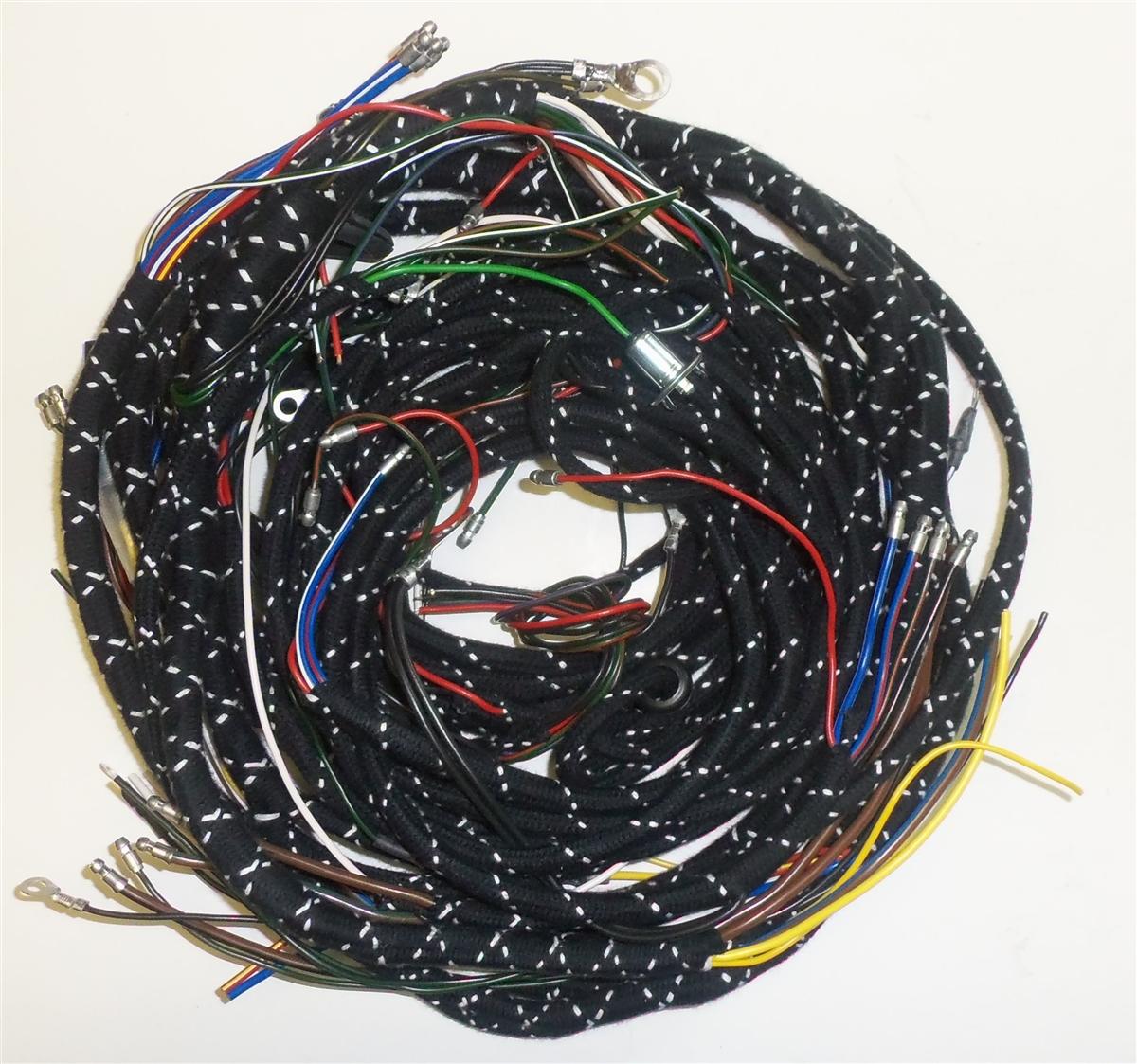 Main Dash & Body (pb) Mga Dash Wiring