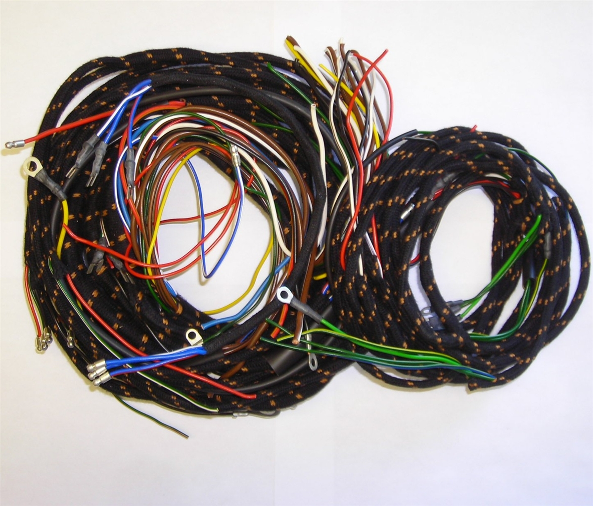 599PB 2?1368539188 wiring harness (p,b) mg td wiring harness at virtualis.co