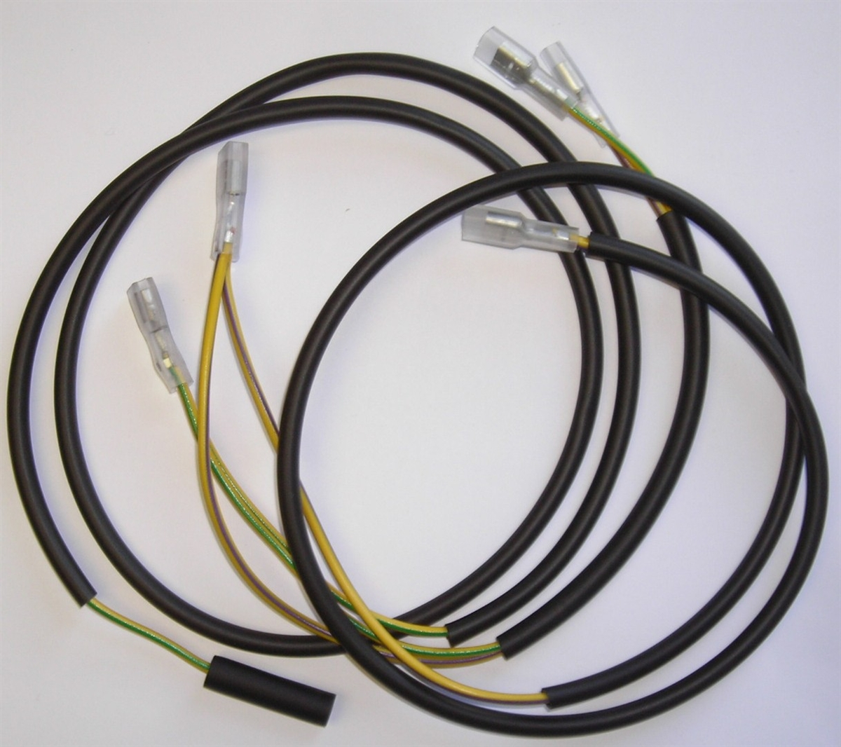Triumph Tr6 J Type Overdrive Harness Auto Wiring Tubing