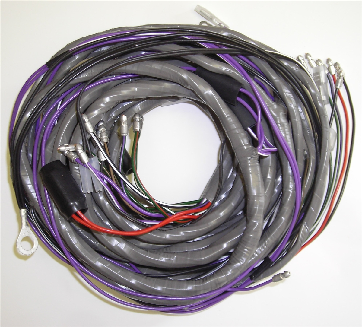 lotus elan 2s 1969 on body wiring harness rh britishwiring com Home Generator Wiring Diagram onan 4000 generator wiring harness