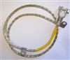 Spitfire / GT6 Battery Ground Cable    (BC62)