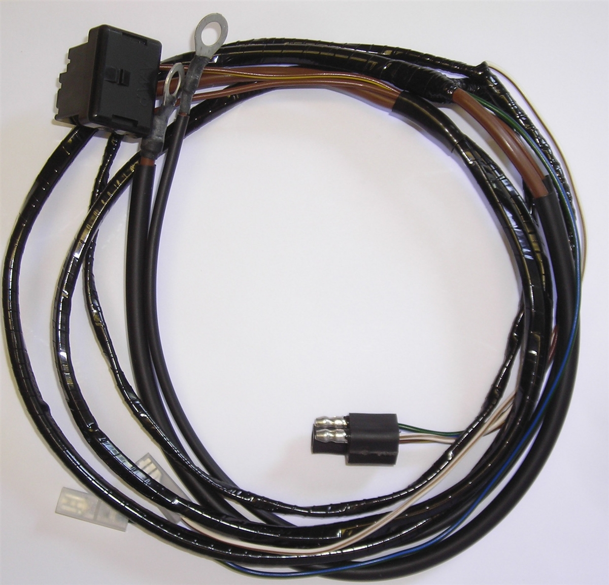Land Rover Diesel Engine Wiring Harness
